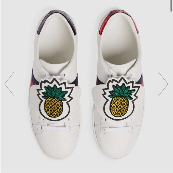 Gucci Shoes | Gucci Ace Pineapple
